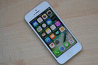 Apple iPhone 5 32Gb Silver  Neverlock Оригинал! , фото 1
