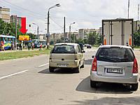 Купить рекламный Щит г. Киев, Симиренко ул., 5, возле рынка, Универсама, в сторону пр-т Королева Ак.