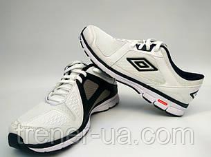 Кросівки для тренувань/кросівки в стилі Umbro Trainer League/білі кросівки чоловічі оригінальні/білі