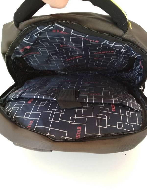 0f602c7aebc8 ... фото Школьный рюкзак для мальчика подростка Gorangd черного цвета 42*32*13  см, фото