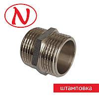 "Нипель1""Н-3/4""Н ШТАМПОВКА Ni"
