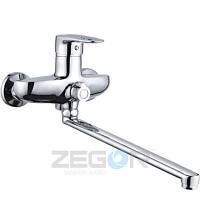 Кран смеситель для ванной комнаты  ZEGOR  NGB-A185