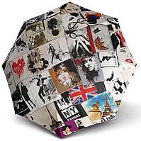 Зонт полный автомат женский Doppler Modern Art 746157-09