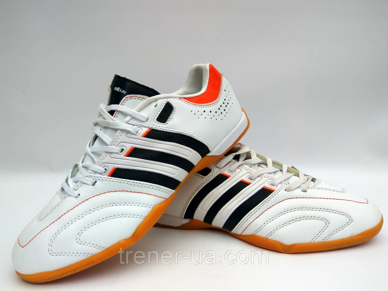 Футзальна взуття в стилі Adidas Adipure білий ART NO.909410