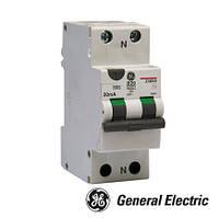 Дифференциальный автоматический выключатель GE 2п.6-40а