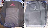 Авточехлы ASX 2010- автомобильные модельные чехлы на для сиденья сидений салона MITSUBISHI Митсубиси ASX