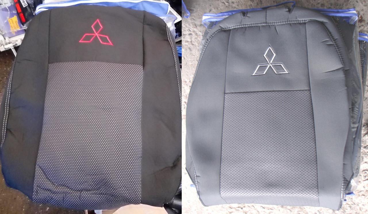 Авточехлы ASX 2010- автомобильные модельные чехлы на для сиденья сиден