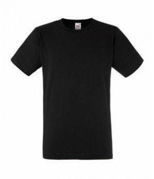 Мужская  футболка приталенная 200-36-В234 fruit of the loom