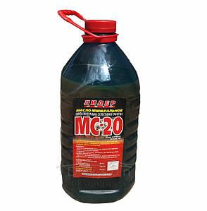 Масло моторное Лидер МС-20 4л
