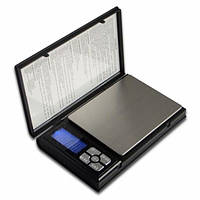 Весы ювелирные электронные до 2000 г (тип Notebook) в жесткой коробке. Широкая площадка.