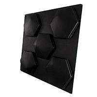 """Форма для шестигранных 3D панелей """"Пик"""" 190*175 мм"""