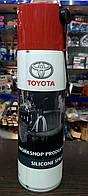 Силиконовая смазка TOYOTA Silikon Spray ✓ аэрозоль 500мл.