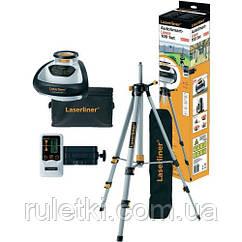 Laserliner AutoSmart - Laser 100 Универсальный автоматический ротационный лазерный прибор