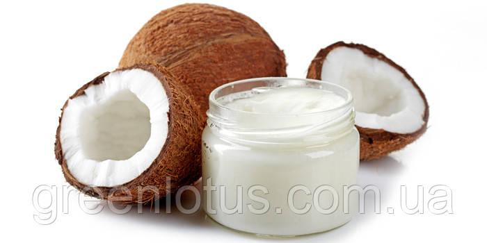 Масло кокосовое (не рафинированное) 1 л.