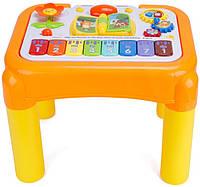 Детский развивающий столик 6955A, фото 1