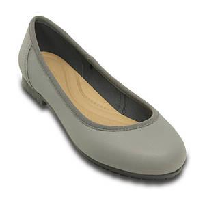 Балетки Crocs colorlite flat