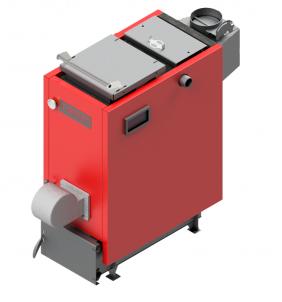 Котлы твердотопливные Термико КДГ - 35 кВт механика.