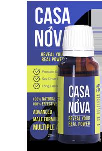 Casa Nova краплі для підвищення потенції