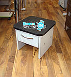 Подставка для педикюрной ванночки с выдвижным ящиком, фото 9