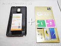Усиленный аккумулятор Samsung Galaxy S5 / G900 link Dream 7800mah