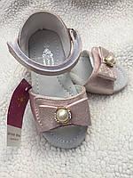 Босоножки для девочек с украшением (2406/30)