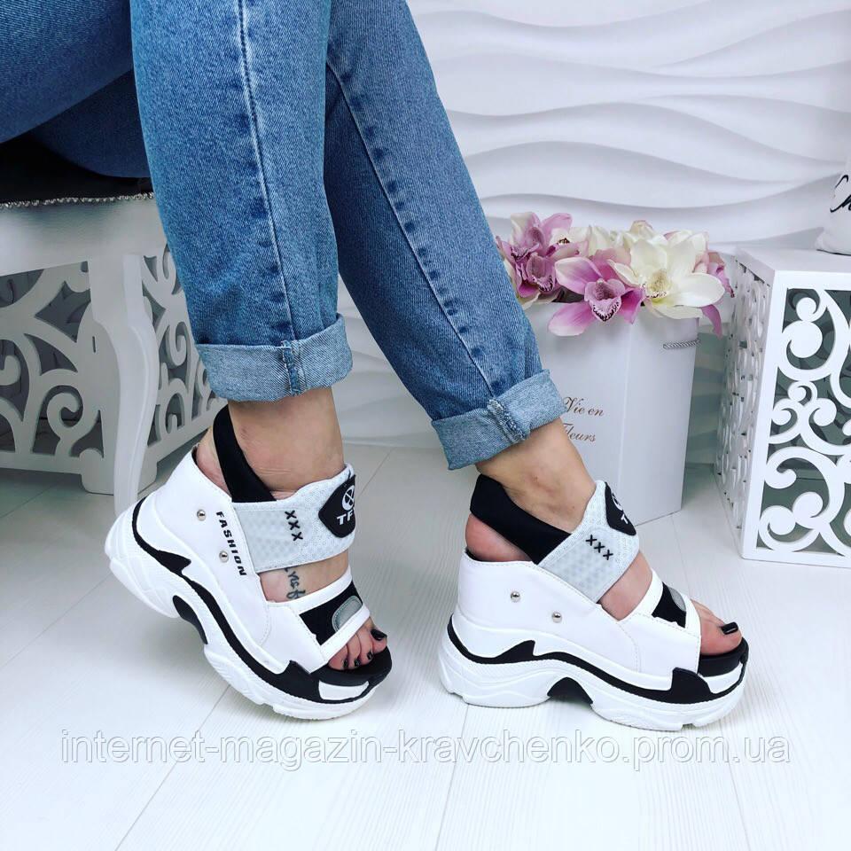 e7019a650 Код 778 Спортивные Босоножки на платформе =Fashion= - Интернет-магазин  модной женской одежды