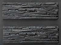 """Комплект """"Венеция"""" - 3 формы для декоративной плитки под камень: 490*145*35 мм. 1 м² = 14,5 шт."""