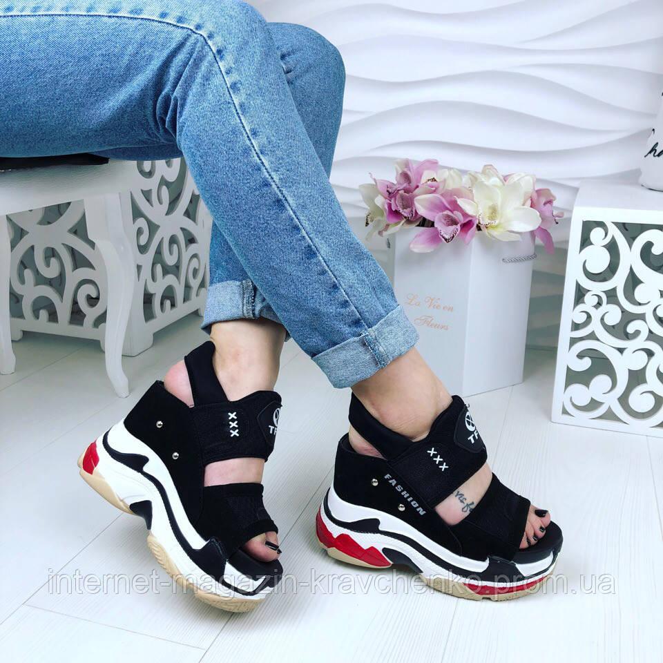 6ed320500 Код 779 Спортивные Босоножки на платформе =Fashion=: продажа, цена в ...