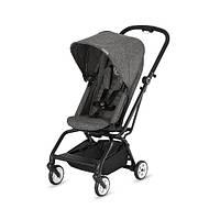 Прогулочная коляска Cybex Eezy S Twins с поворотным сиденьем Manhattan grey