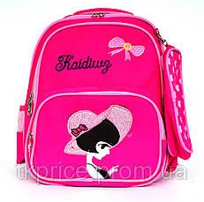 Качественный школьный рюкзакс пеналом 889, фото 2