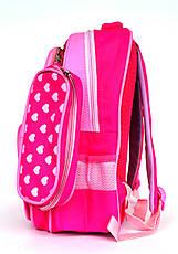 Качественный школьный рюкзакс пеналом 889, фото 3