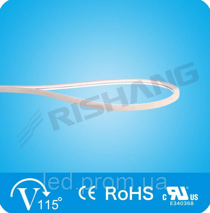 Гибкий Неон RISHANG 2835-72-24V-IP66 7,2W 530Lm 6000K (RX10E4TD-A)