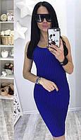 Платье женское трикотажное  фел7055, фото 1