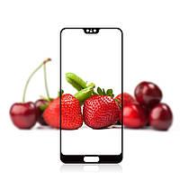 Защитное стекло 3D Huawei P 20 Lite White