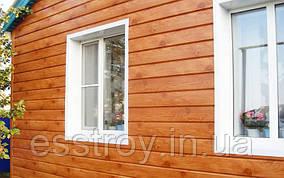 Вентилируемый фасад с отделкой фасадной панелью(металл)., фото 2