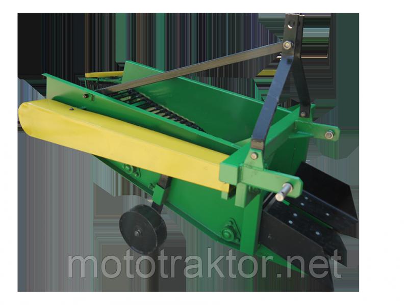Картоплекопач для трактора КТН-1-60 транспортерна однорядна