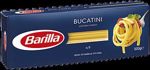 Макарони BARILLA 9 BUCATINI вермішель, 500гр (24шт/ящ)