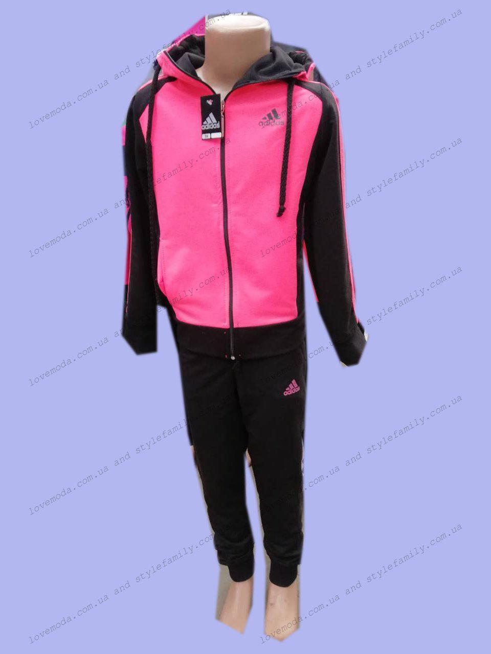 ddacdebed850 Подростковый спортивный костюм adidas для девочки
