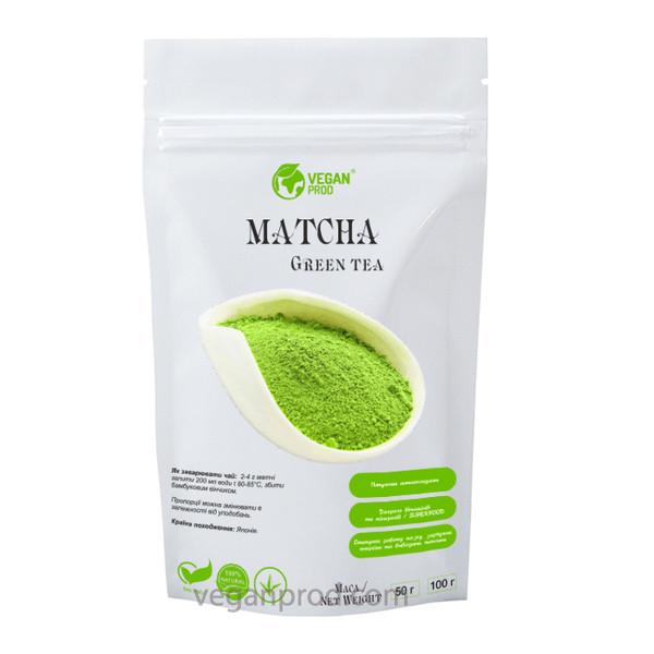 Зеленый чай Matcha , Veganprod 100г