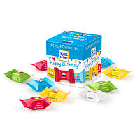 Конфеты Ritter Sport Schokowürfel Happy Birthday пр-во Германия