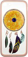 Чехол-накладка TOTO TPU Case Decorative Stones IPhone 7/8 Dreamcatcher French Rose, фото 1
