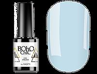 Гель-лак Naomi Boho Chic BC004 (небесно-голубой, эмаль), 6 мл