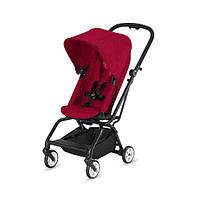 Прогулочная коляска Cybex Eezy S Twins с поворотным сиденьем Rebel Red