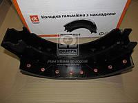 Колодка торм. КамАЗ  с накл.   53212-3501090