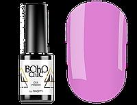 Гель-лак Naomi Boho Chic BC014 (светлая фуксия, эмаль), 6 мл