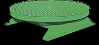 Стол ручной поворотный стационарный