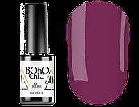 Гель-лак Naomi Boho Chic BC019 (вишневый, эмаль), 6 мл