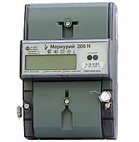 Электросчетчик Меркурий - 206 N ( 5-50А) однофазный многотарифный