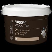 Пропитка для дерева водно-дисперсионная - Wood Tex Transparent (Base 10)