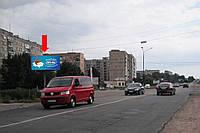 Купить рекламный Щит г. Александрия, Героев Сталинграда пр-т / пр-т Ленина, разделитель